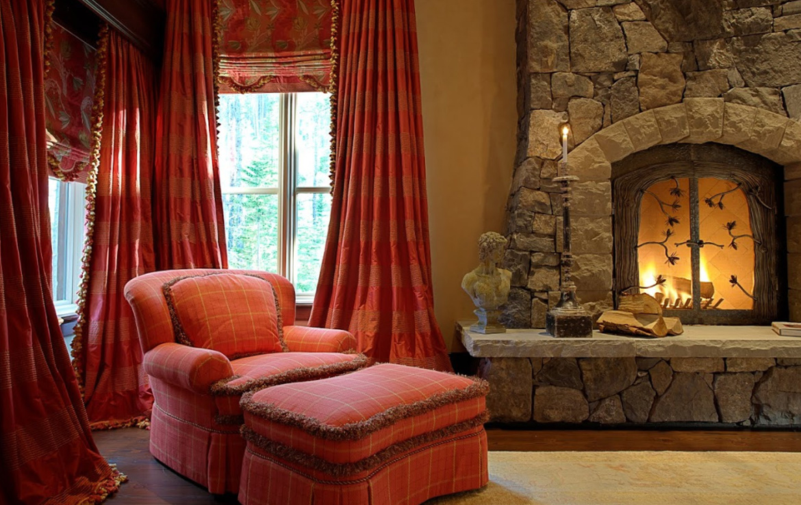 Master Bedroom Fireplace Cairns