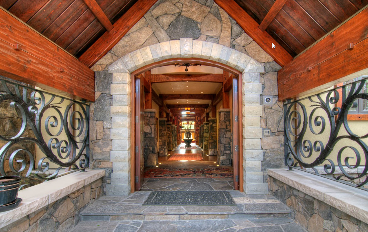 Cairns exterior entry way